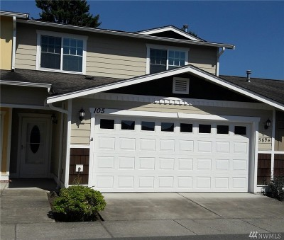 Ferndale Condo/Townhouse Sold: 5694 Correll Drive Dr #105