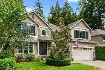 Single Family Home For Sale: 9058 236th Ave NE