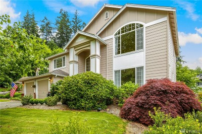 North Bend Single Family Home For Sale: 1420 Forster Blvd SW
