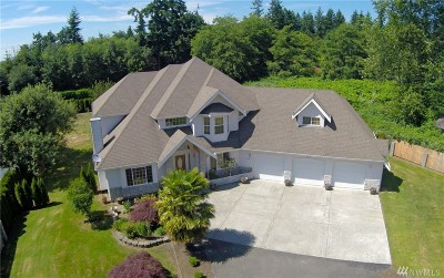 Snohomish Single Family Home For Sale: 17504 Interurban Blvd