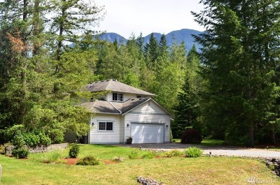 Gold Bar Single Family Home For Sale: 42911 169th St SE
