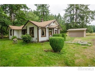 Single Family Home For Sale: 21210 Bucoda Hwy SE