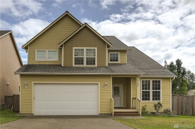 Tumwater Single Family Home For Sale: 759 G St SW