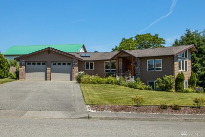 Ferndale Single Family Home For Sale: 2544 Crescent St