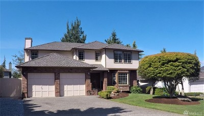 Mukilteo Single Family Home For Sale: 1365 Crownmill Ave