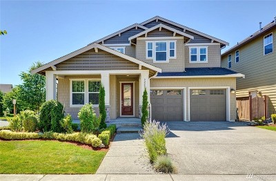 Snoqualmie Single Family Home For Sale: 9229 Ash Ave SE