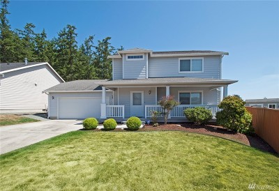 Oak Harbor WA Single Family Home Pending: $299,000