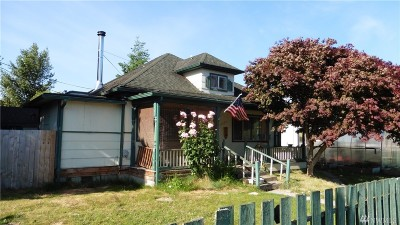 Lyman Single Family Home For Sale: 31573 E 3rd St