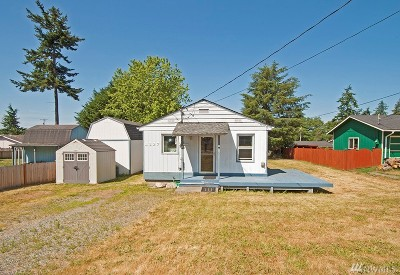 Oak Harbor WA Single Family Home Pending Inspection: $189,000