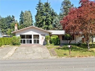 Bellevue Multi Family Home For Sale: 118 156th Ave SE