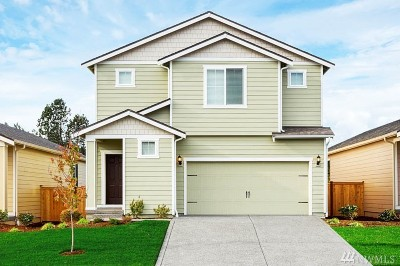 Spanaway Single Family Home For Sale: 2018 193rd St E