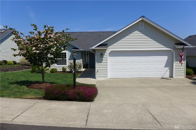 Centralia Single Family Home For Sale: 2803 Keats Dr