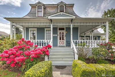 Coupeville Single Family Home Sold: 5 NW 8th St