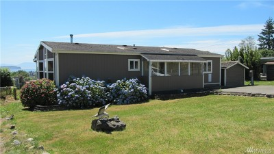 Birch Bay Single Family Home Sold: 5575 Seavue Rd