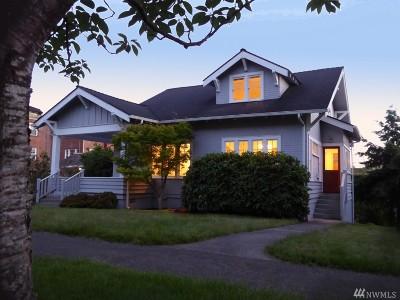 Chehalis Single Family Home For Sale: 245 SE Washington Ave