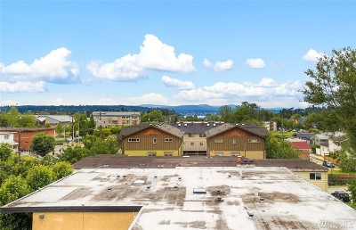 Seattle Commercial For Sale: 4519 S Henderson St