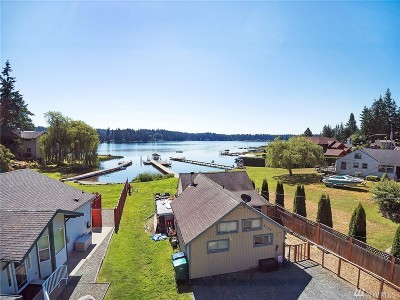 Stanwood Single Family Home For Sale: 5128 163rd Place NW