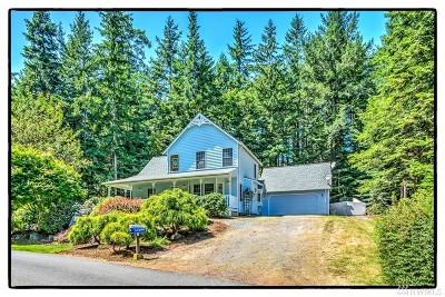 La Conner Single Family Home For Sale: 554 Klamath Dr