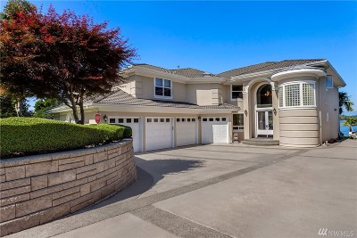 Lake Tapps WA Single Family Home For Sale: $1,499,950