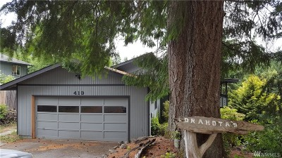 Shelton Single Family Home For Sale: 419 E Birch St