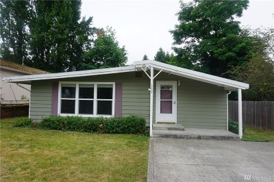 Lacey Single Family Home For Sale: 1209 Cora St SE