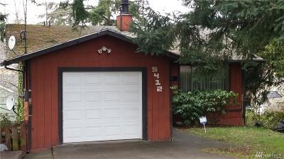 Tacoma Single Family Home For Sale: 9412 S Sheridan Ave