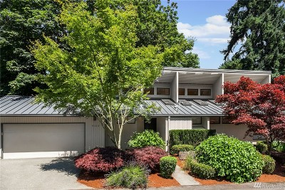 Mercer Island Single Family Home For Sale: 9310 SE 46th St
