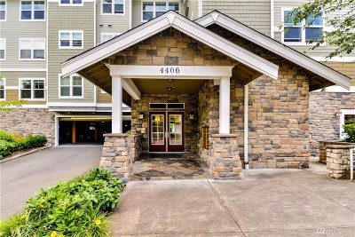 Issaquah Condo/Townhouse For Sale: 4406 Providence Point Place SE #205