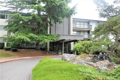 Mercer Island Condo/Townhouse For Sale: 2500 81st Ave SE #326