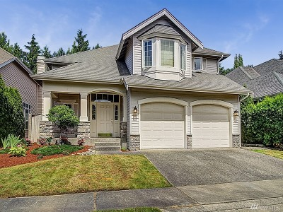 Mukilteo Single Family Home For Sale: 4631 Camden Place