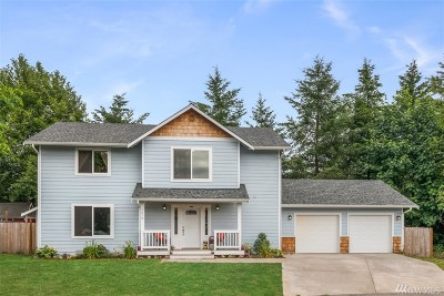 Sultan Single Family Home For Sale: 1210 Cascade Ct