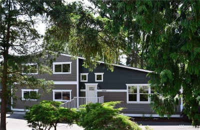 Puyallup Single Family Home For Sale: 11414 94th Ave E