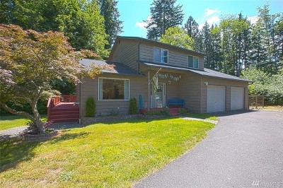 Sedro Woolley Single Family Home For Sale: 540 Fir Lane