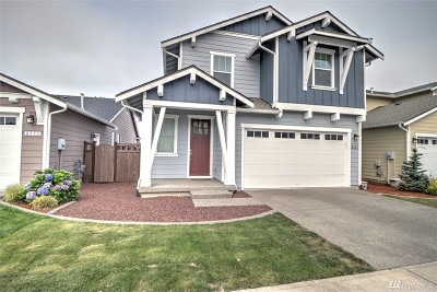 Single Family Home For Sale: 8985 Aster St SE