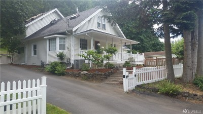 Gig Harbor Single Family Home For Sale: 8909 Crescent Valley Dr