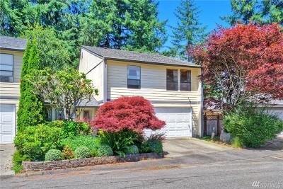 Condo/Townhouse Sold: 1525 Evergreen Park Lane SW