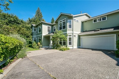 Issaquah Condo/Townhouse For Sale: 22637 SE 44th Lane #1626