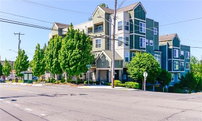 Condo/Townhouse Sold: 9057 Greenwood Ave N #306