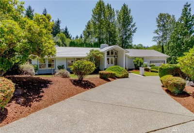 Fircrest Single Family Home For Sale: 981 Altadena Dr
