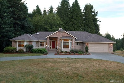 Woodinville Single Family Home For Sale: 15638 NE 202nd St