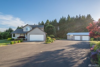 Winlock Single Family Home For Sale: 110 Grande Vista Dr