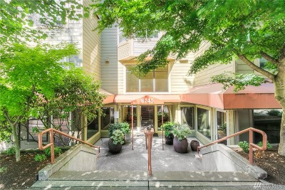 Condo/Townhouse Sold: 8745 Greenwood Ave N #101