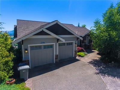Burlington Single Family Home Sold: 822 Bella Vista Lane