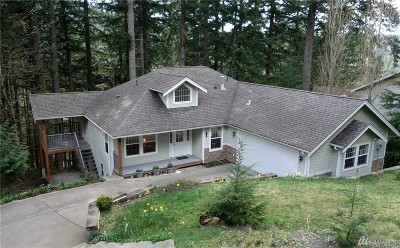 Bellingham Single Family Home For Sale: 21 Grand View Lane