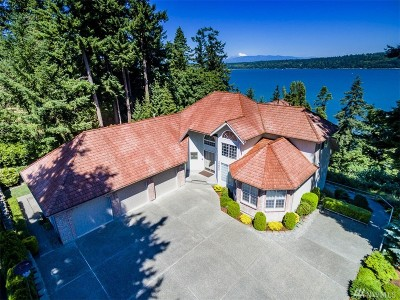Anacortes Single Family Home For Sale: 14547 Gibralter Rd