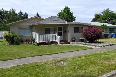 Centralia Single Family Home For Sale: 415 S Buckner St