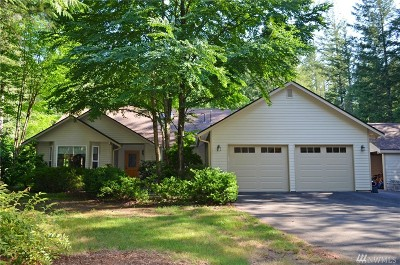 North Bend, Snoqualmie Single Family Home Contingent: 15204 474th Ave SE