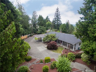 Puyallup Single Family Home For Sale: 2431 S Meridian