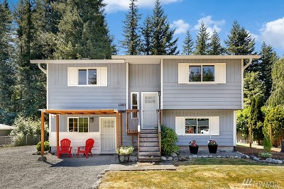North Bend Single Family Home For Sale: 13821 437th Place SE