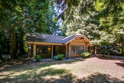Blaine Single Family Home For Sale: 8045 Kayak Wy